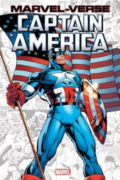 Marvel-verse Captain America