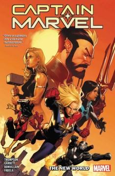 Captain Marvel : the new world