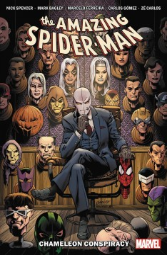 Amazing Spider-man 14 : Chameleon Conspiracy