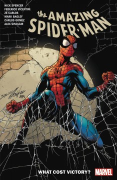 Amazing Spider-man 15 : What Cost Victory?