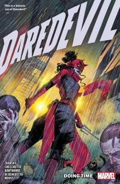 Daredevil 6 : Doing Time