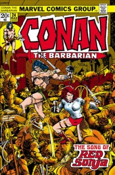 Conan the Barbarian Epic Collection: The Original Marvel Years - Hawks from the Sea