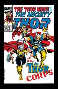 The Thor War : The Thor Corps