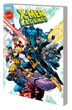X-men Legends 1 : The Missing Links