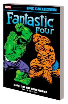 Fantastic Four Battle of the Behemoths