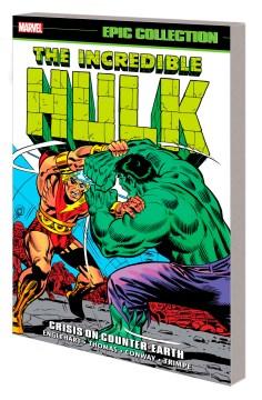 The Incredible Hulk Crisis on Counter-earth