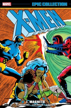 X-men Epic Collection I, Magneto