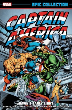 Captain America Epic Collection Dawn's Early Light