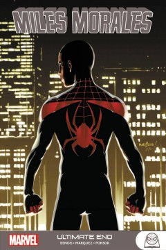 Miles Morales Ultimate End