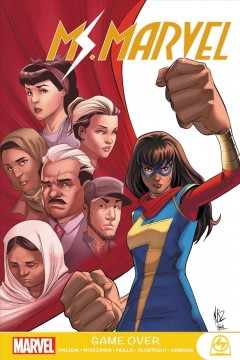 Ms. Marvel Game over