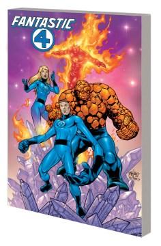 Fantastic Four Heroes Return