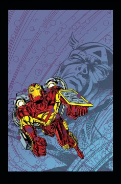 Iron Man Epic Collection in the Hands of Evil