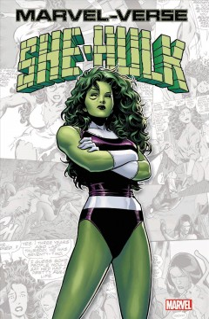 Marvel-verse She-hulk