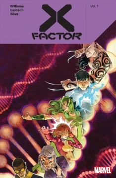 X-Factor by Leah Williams. Volume 1