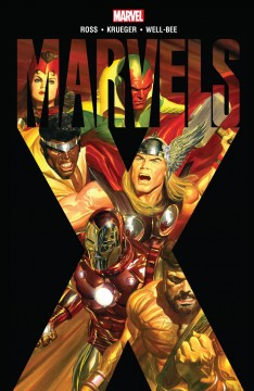 Marvels X. Issue 1-6