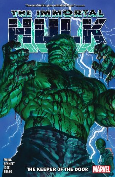 The immortal Hulk. Volume 8, issue 36-40, The keeper of the door