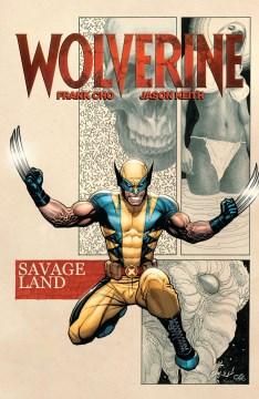 Wolverine. Issue 1-5. Savage land