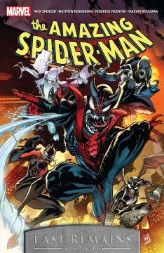 The Amazing Spider-Man. Last remains companion