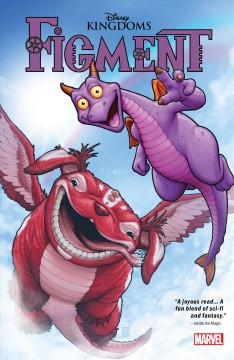 Figment. Issue 1-5
