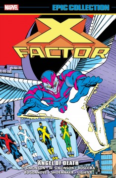 X-Factor. Issue 21-36, Epic collection
