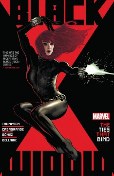 Black Widow. Volume 1, issue 1-5, The ties that bind