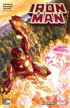 Iron Man. Volume 1, issue 1-5, Big iron