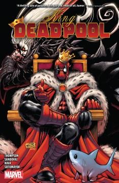 King Deadpool. Volume 2, issue 7-10