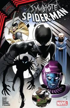 Symbiote Spider-Man. Issue 1-5. King in black