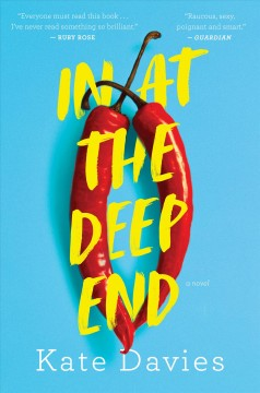 In at the deep end Kate Davies.