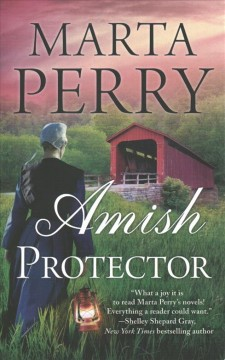 Amish protector / Marta Perry.