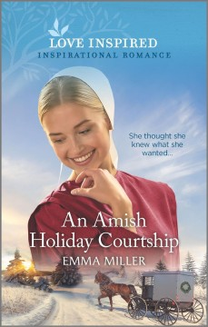 An Amish holiday courtship / Emma Miller.