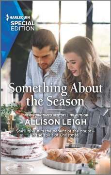 Something about the season / Allison Leigh.