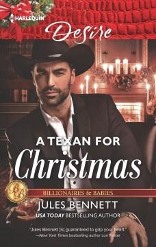 A Texan for Christmas / Jules Bennett.