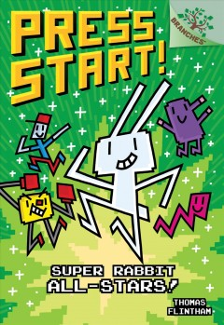 Super Rabbit all-stars! / Thomas Flintham.