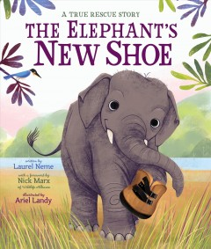 The elephant's new shoe : a true rescue story