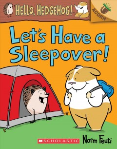 Let's have a sleepover! / Norm Feuti.