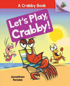 Let's play, Crabby!