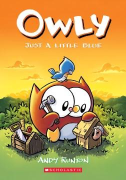 Owly 2 : Just a Little Blue