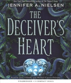 The Deceiver's Heart (CD)