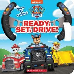 Ready, Set, Drive! : Drive the Vehicle