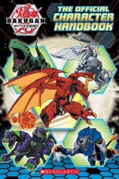 Bakugan Battle Planet : Official Guide