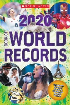 Scholastic Book of World Records 2020