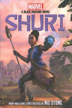 Shuri - a Black Panther Novel