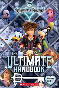 Kingdom Hearts the Licensed Guide Book