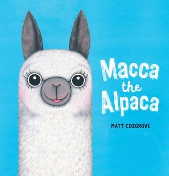 Macca the Alpaca