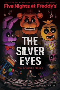 The silver eyes : the graphic novel