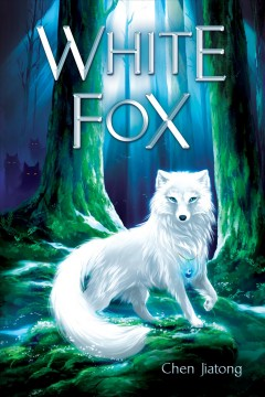 White fox / Dilah and the Moon Stone