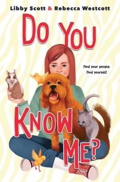 Do you know me? Libby Scott and Rebecca Westcott.