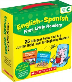 First Little Readers Guided Reading Level C, Parent Pack : 25 Bilingual Books That Are Just the Right Level for Beginning Readers