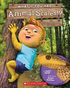 What if you had animal scales!? : or other animal coats?